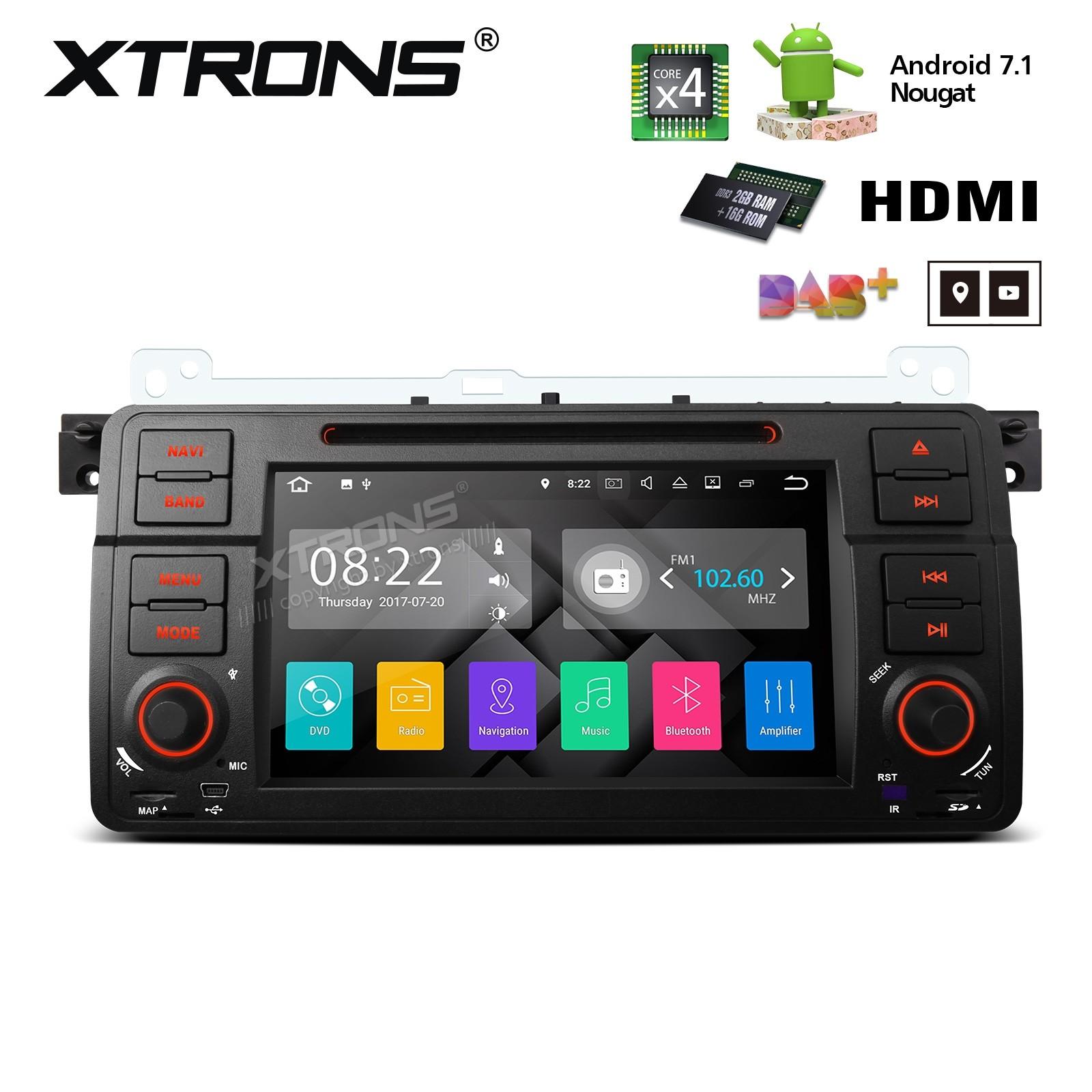 XTRONS PA7746BP