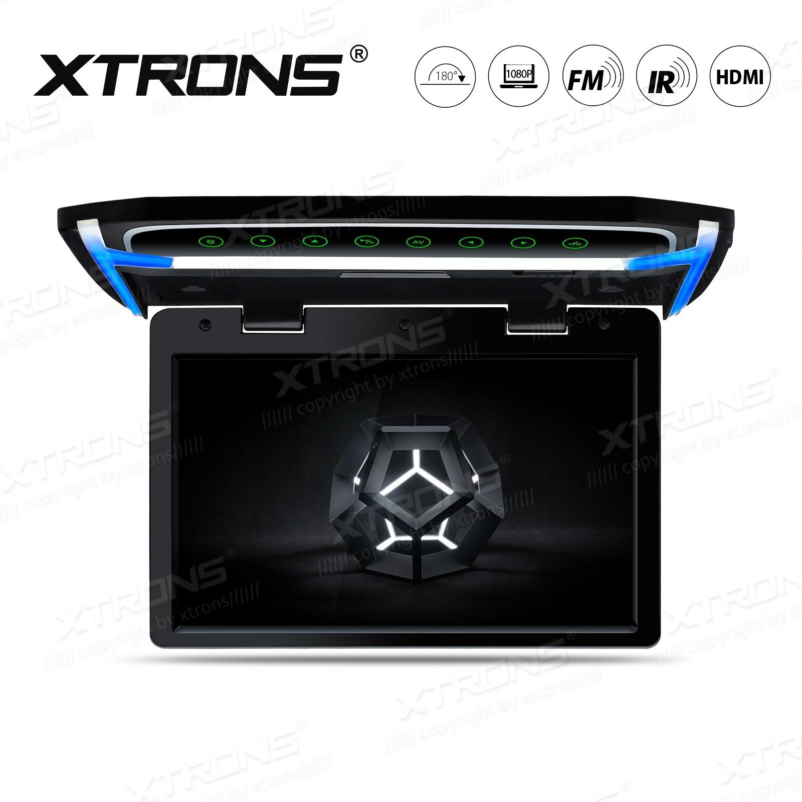 XTRONS CM101HD