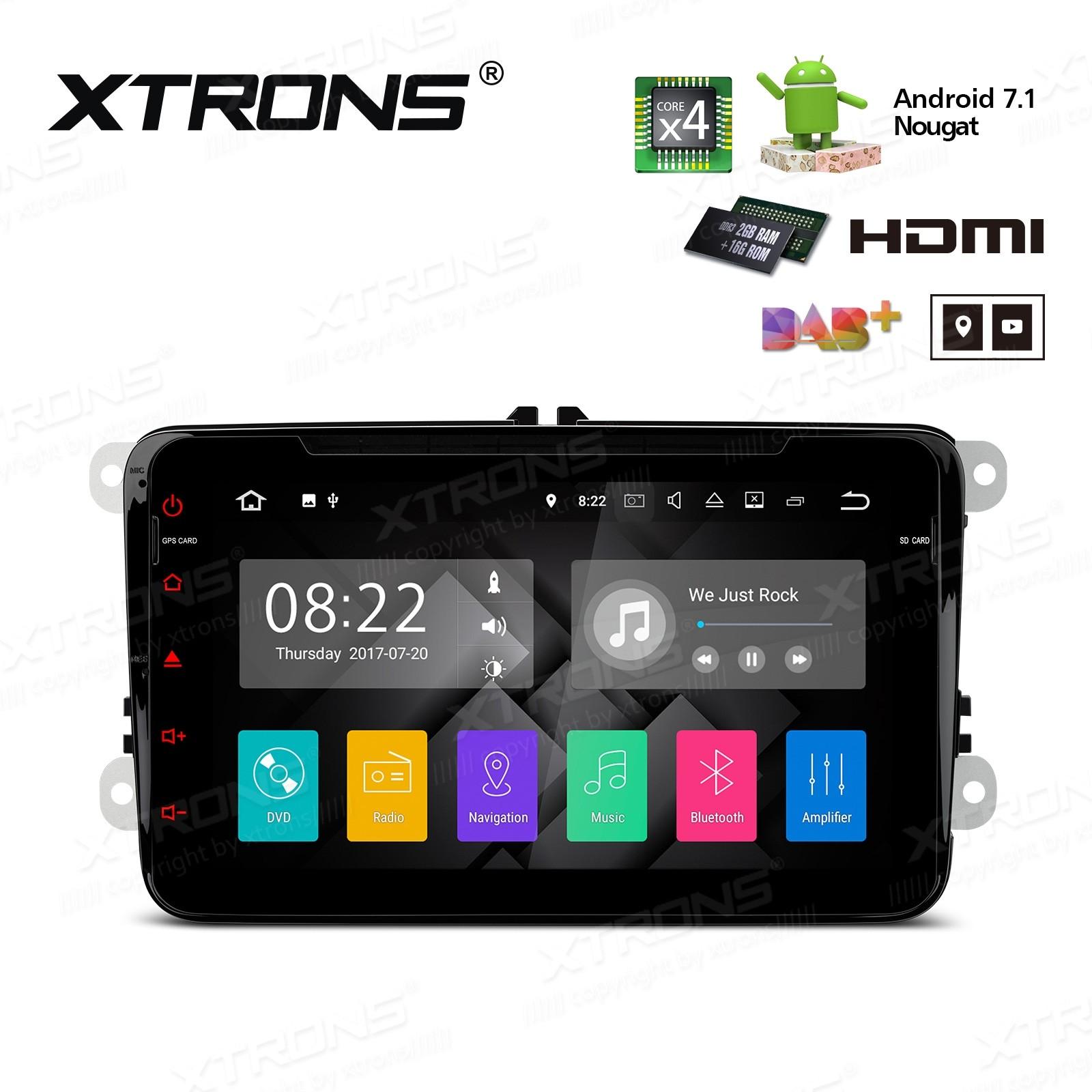 XTRONS PA87MTVP