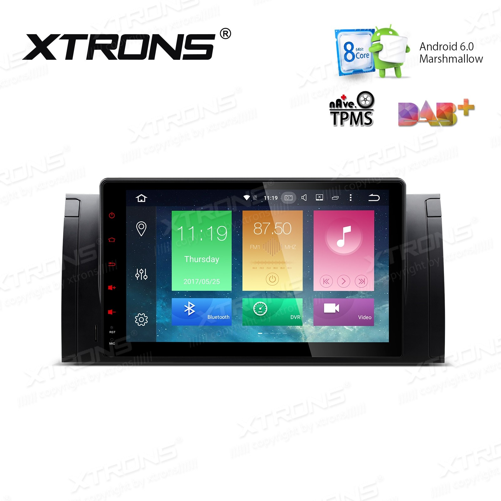 XTRONS PB9653BPL