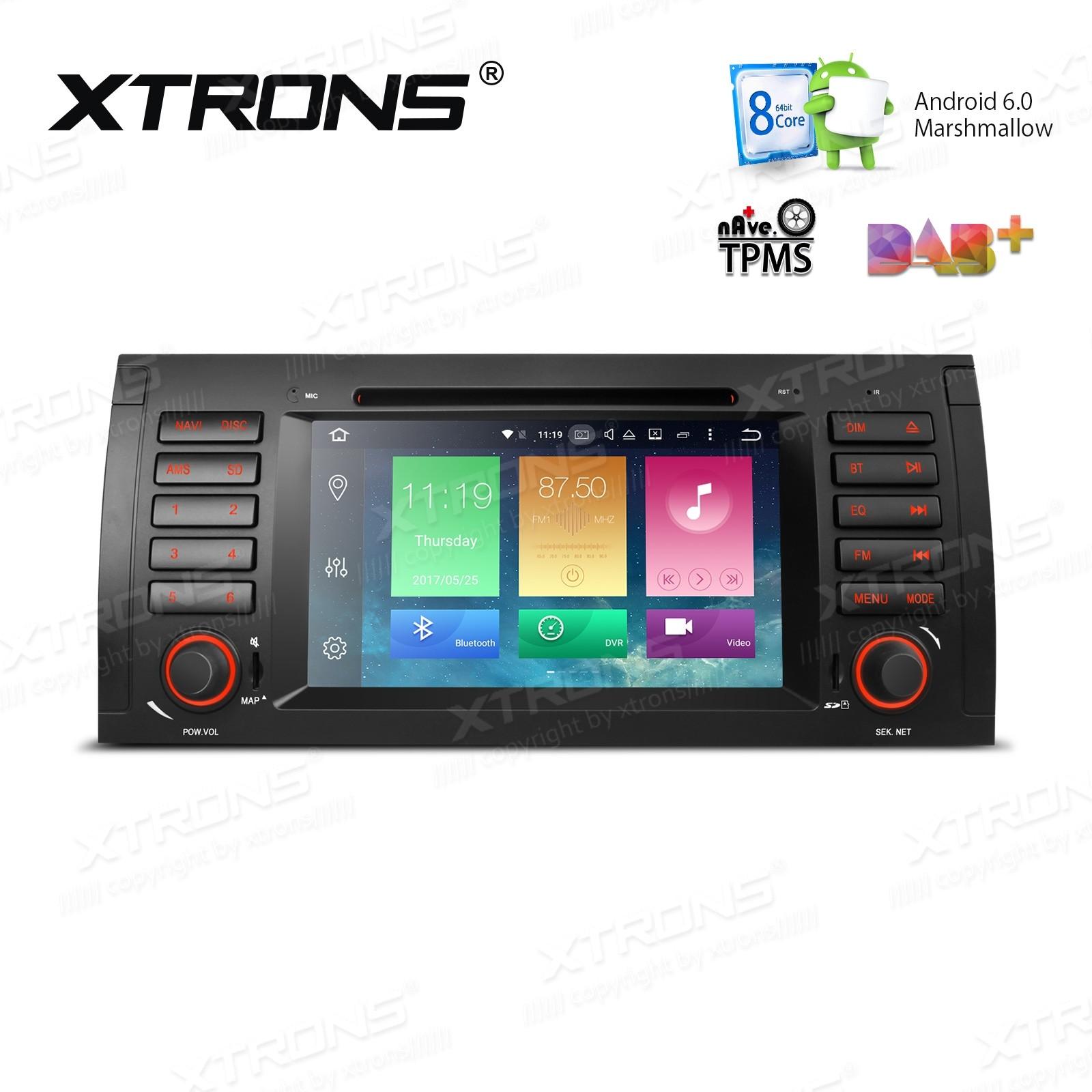 XTRONS PB7653BAP