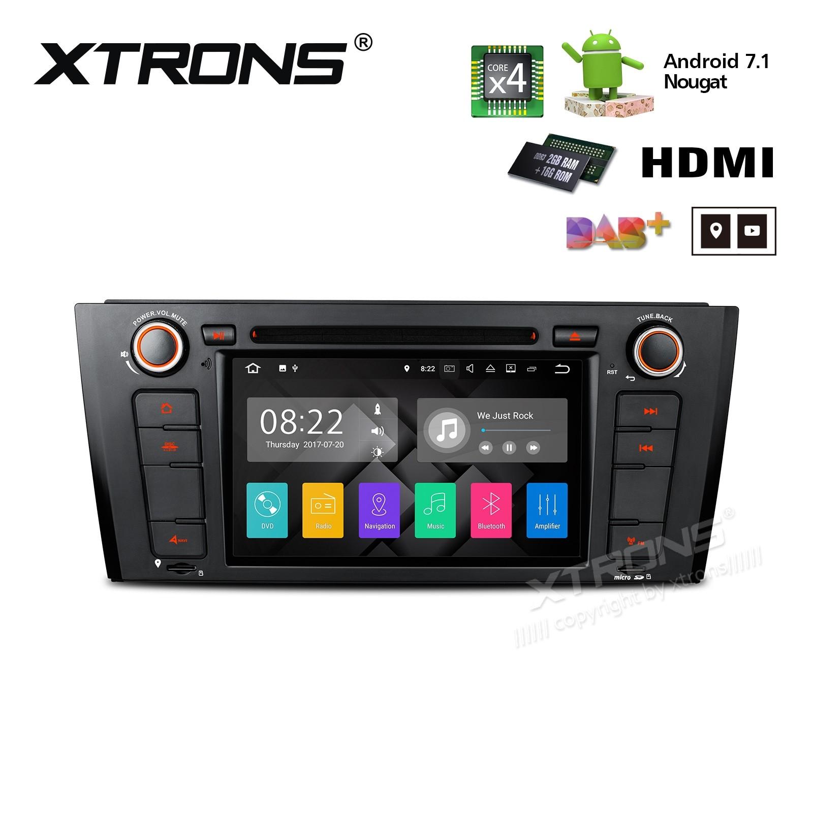XTRONS PA7781BP