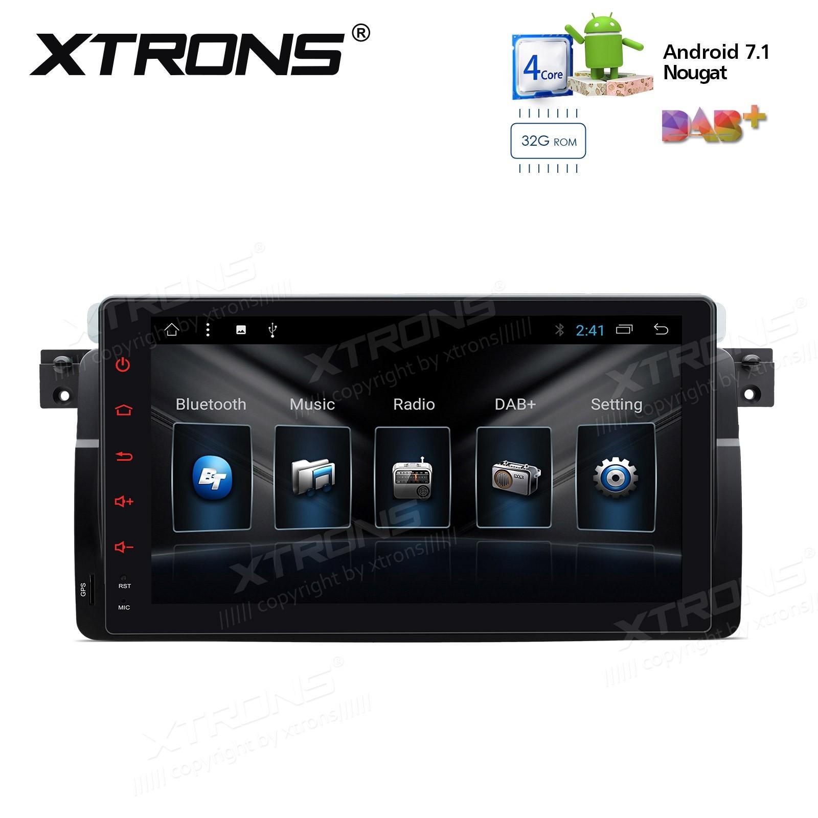 XTRONS PD9746BL