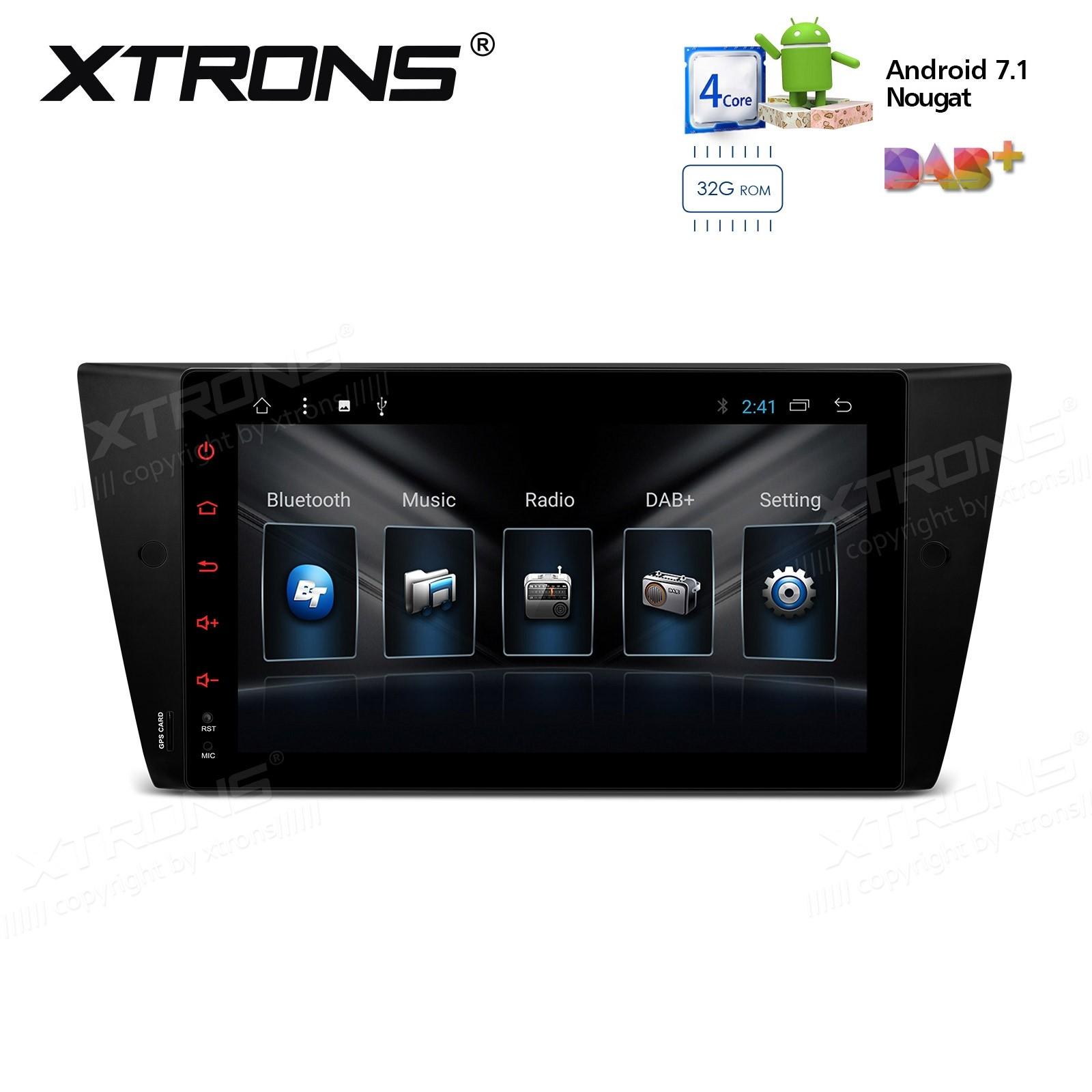XTRONS PD9790BL