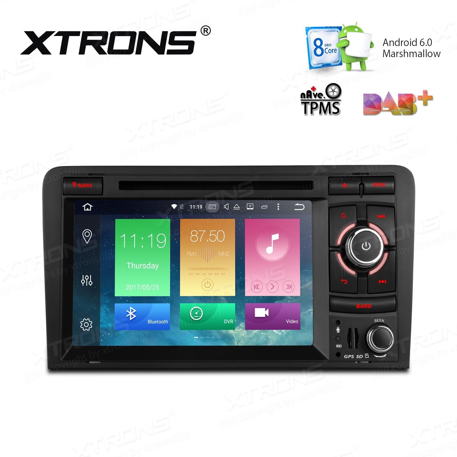 XTRONS PB76AA3RP