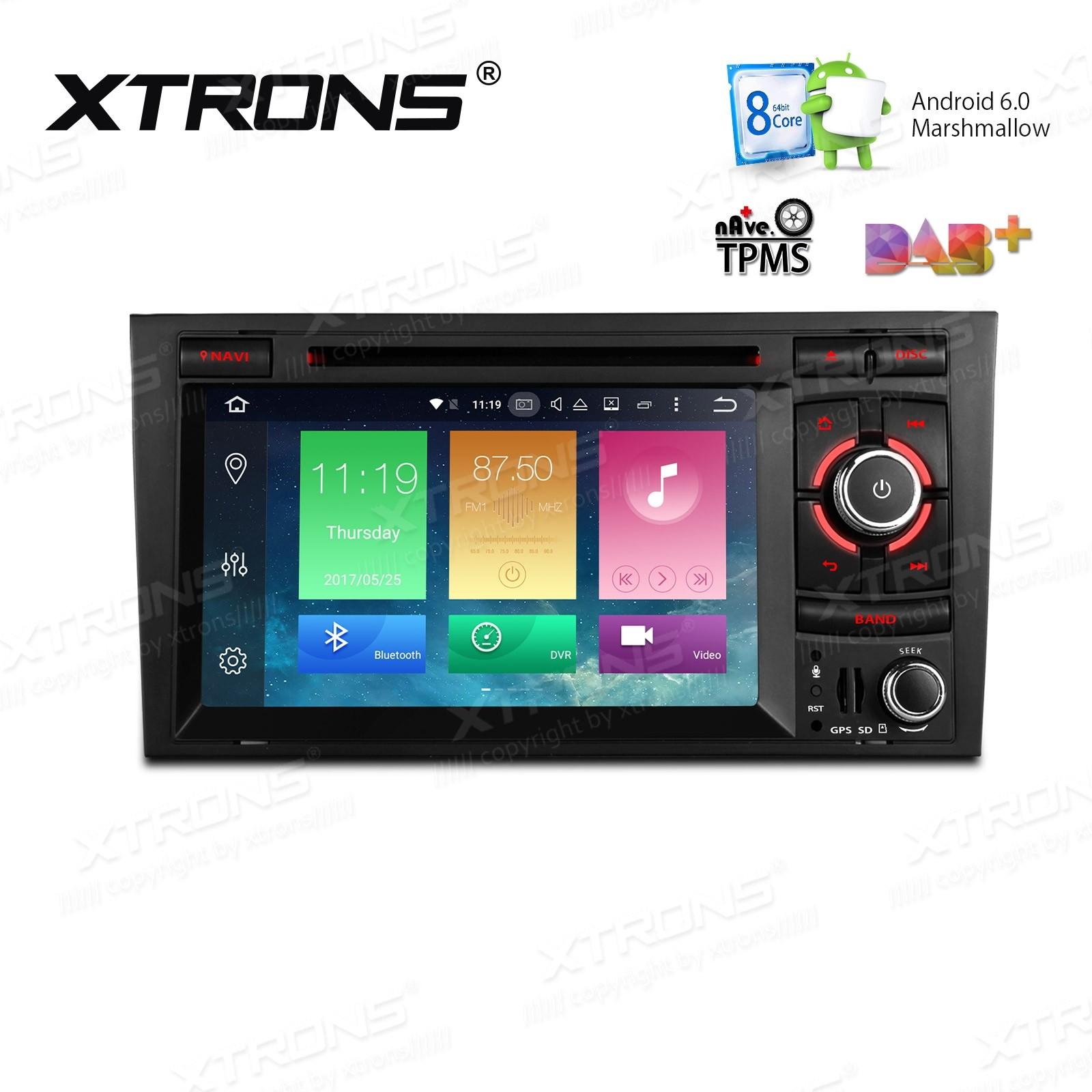 XTRONS PB76AA4RP