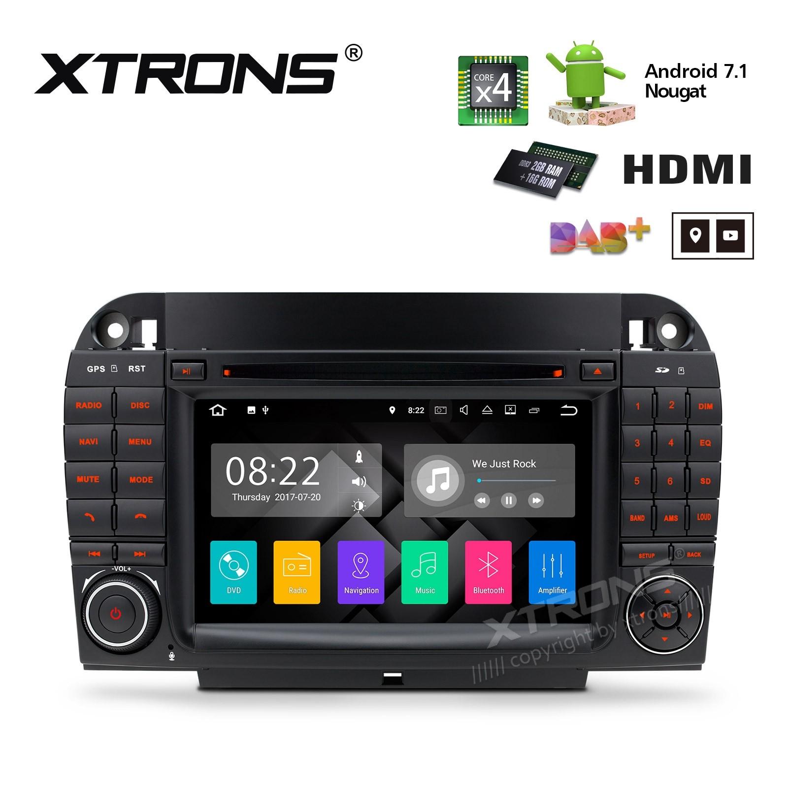 XTRONS PA77M220P