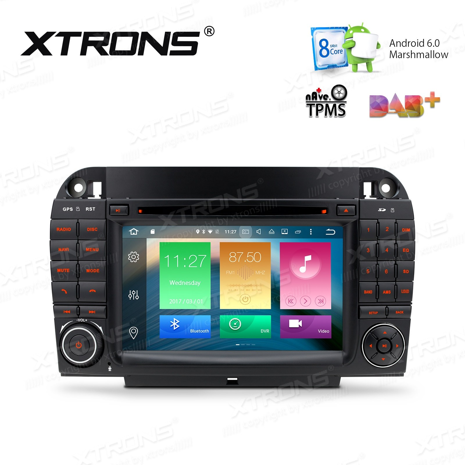 XTRONS PB76M220AP