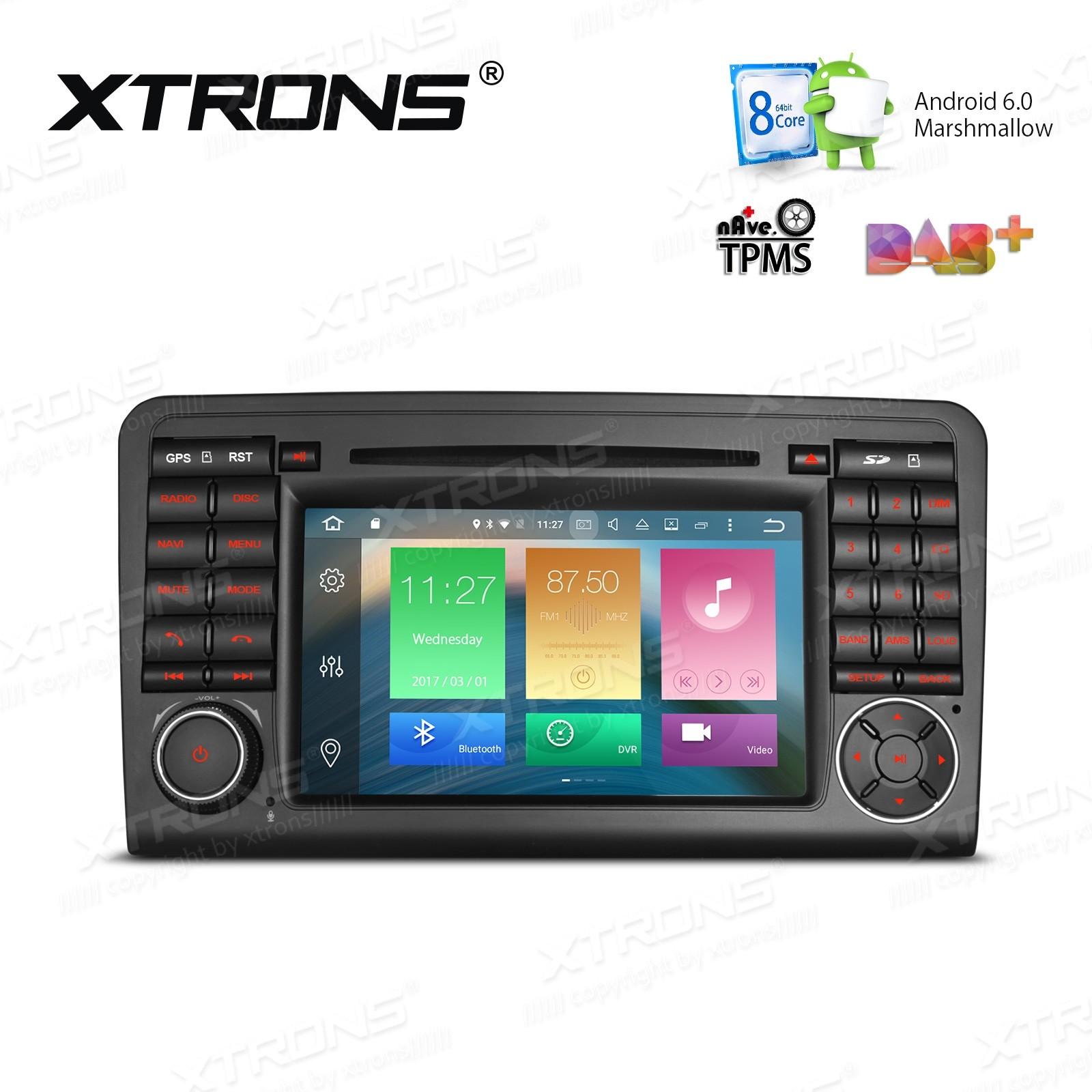 XTRONS PB76M164AP