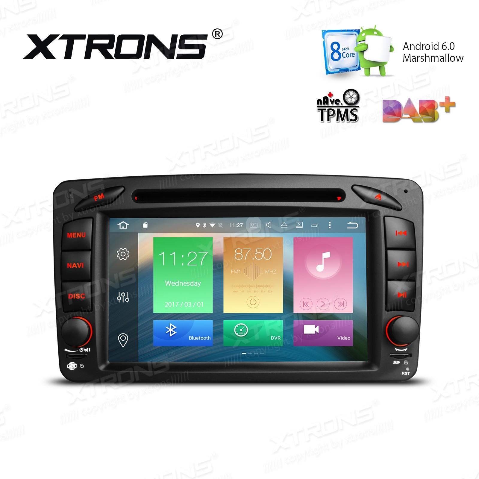 XTRONS PB76M203AP