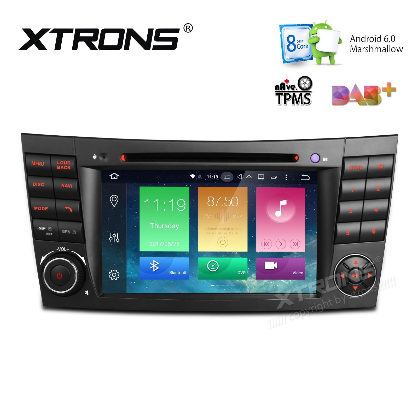 XTRONS PB76M211P