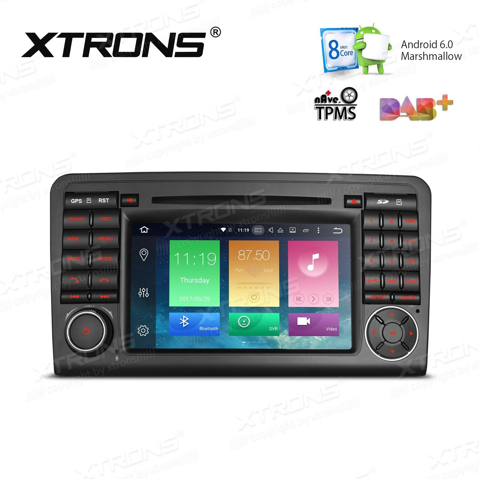 XTRONS PB76M164P