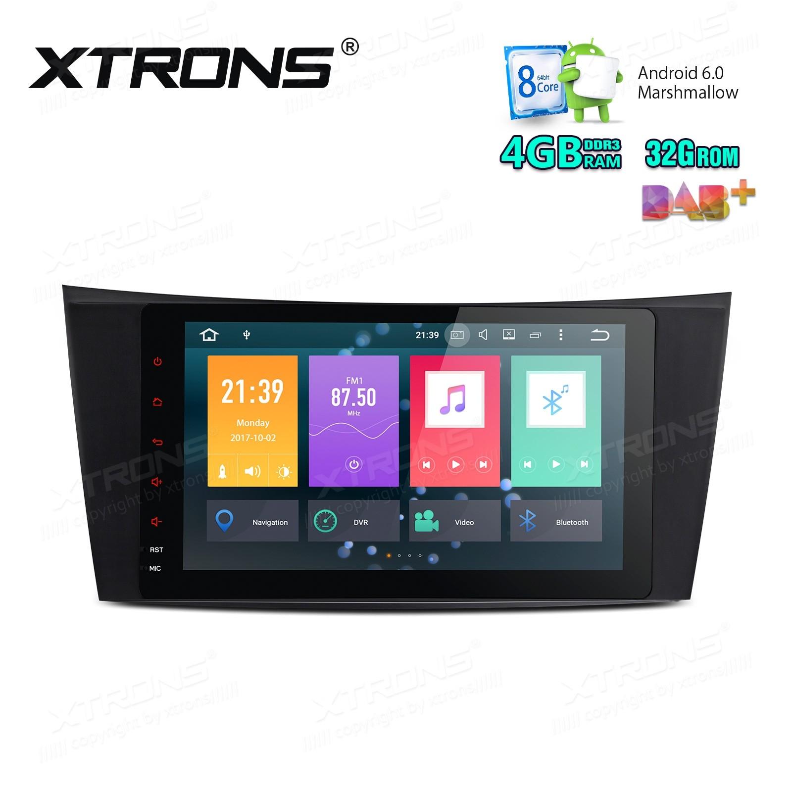 XTRONS PE86M211PL
