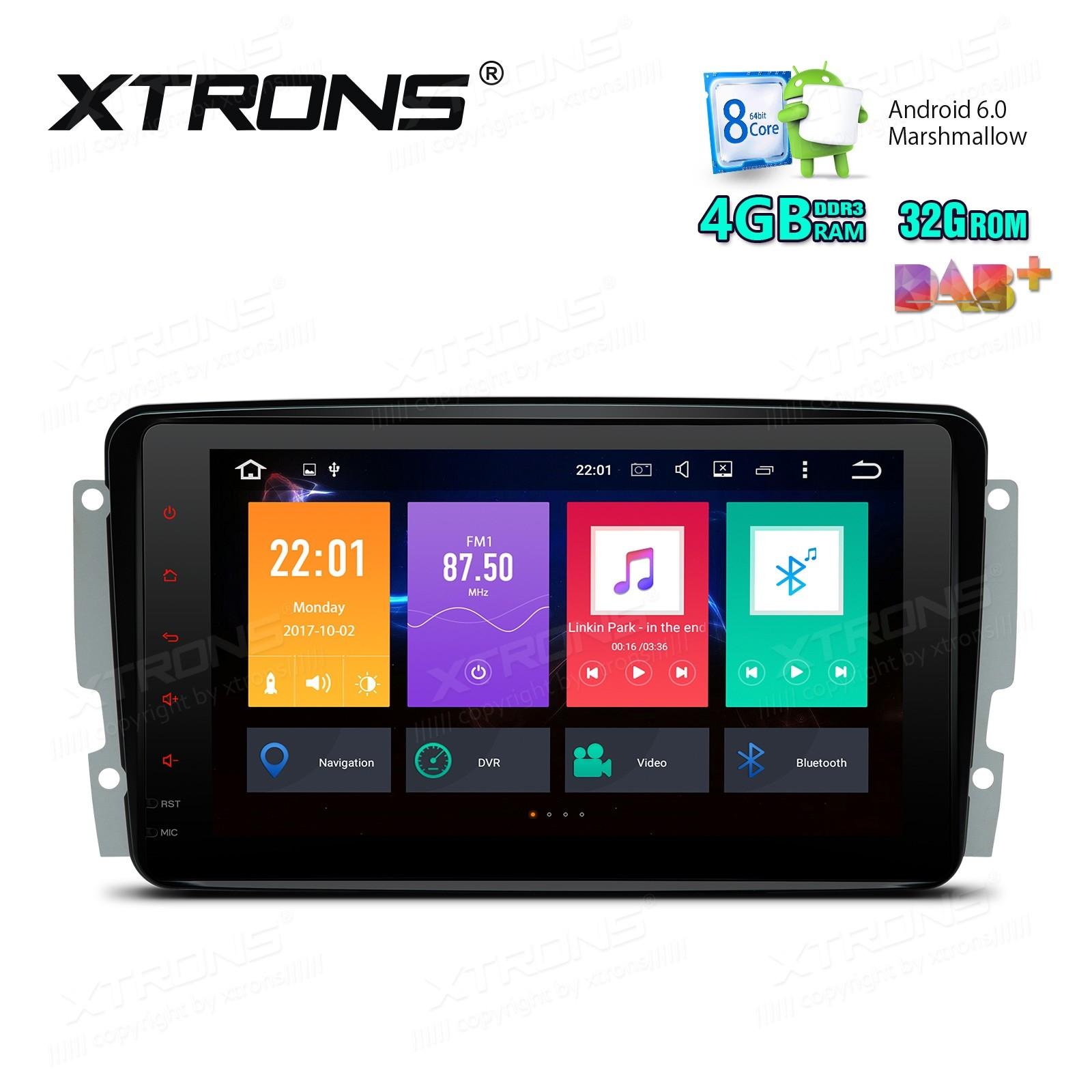 XTRONS PE86M203PL