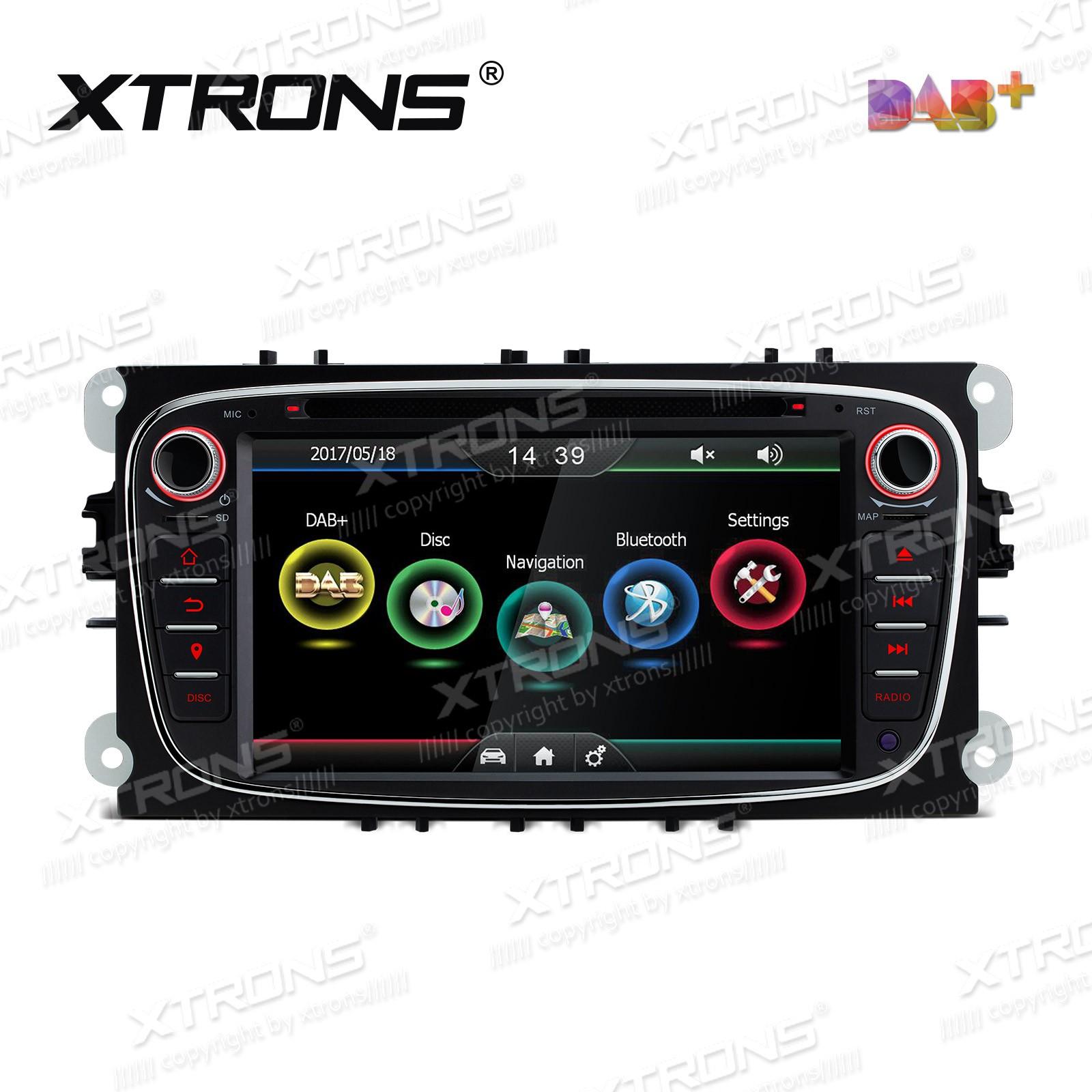 XTRONS PDAB71FSF-B