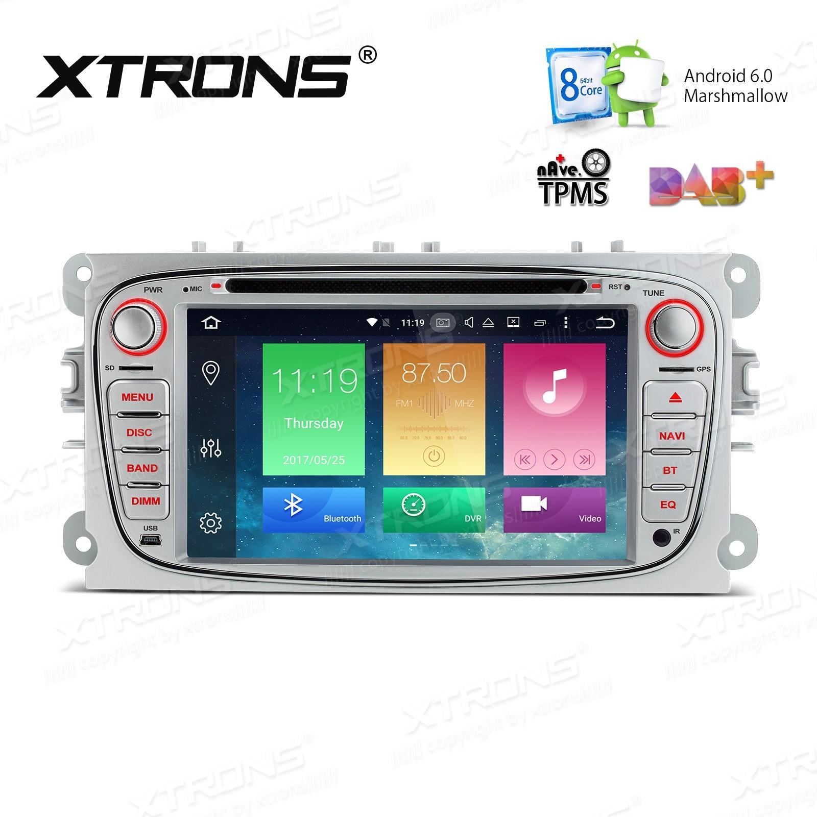 XTRONS PB76FSFP-S