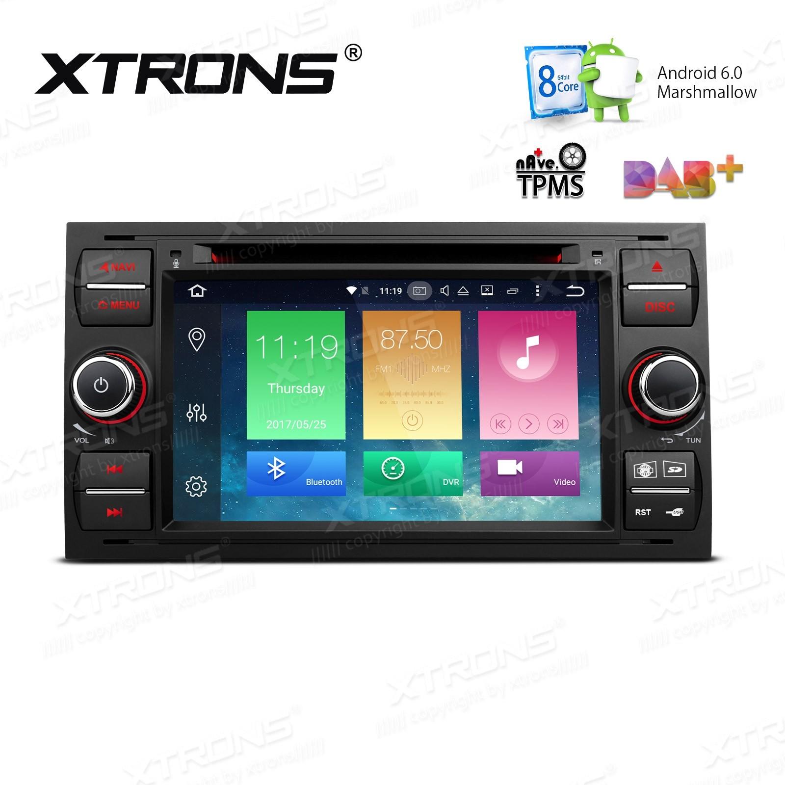 XTRONS PB76QSFP-B