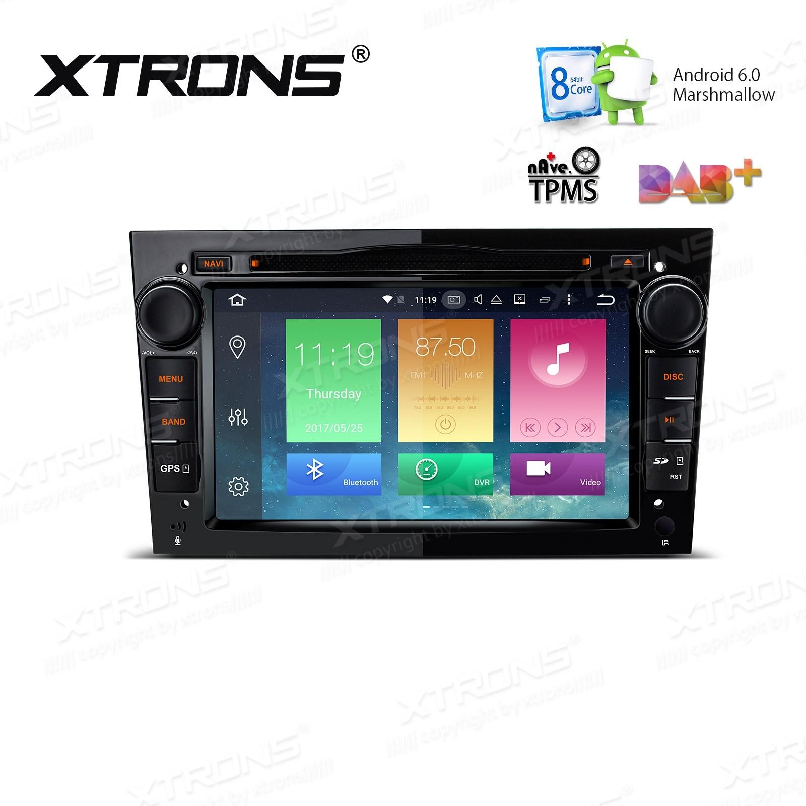 XTRONS PB76OLOP-B