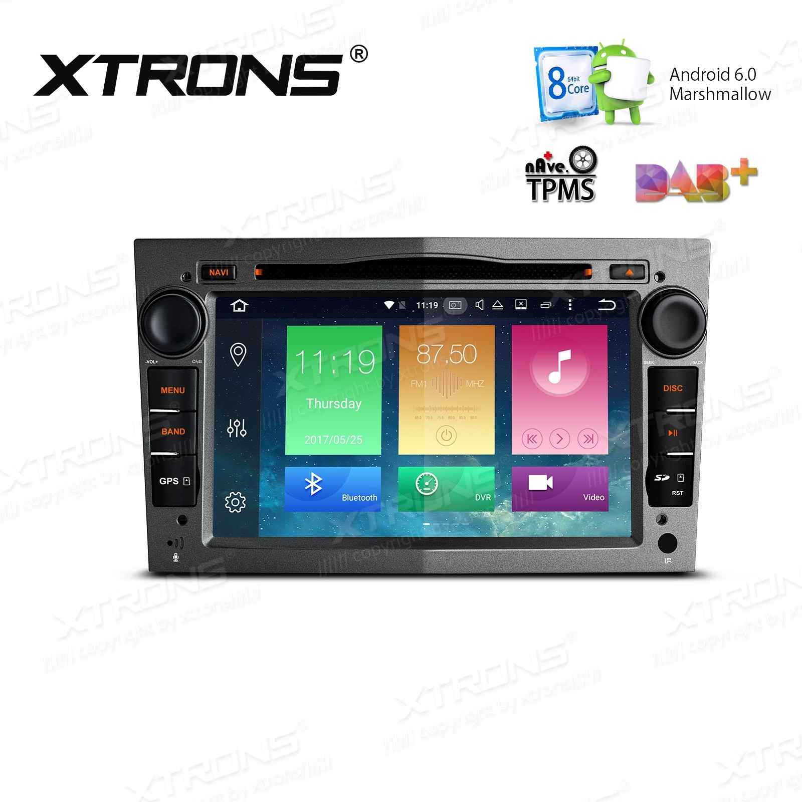 XTRONS PB76OLOP-G