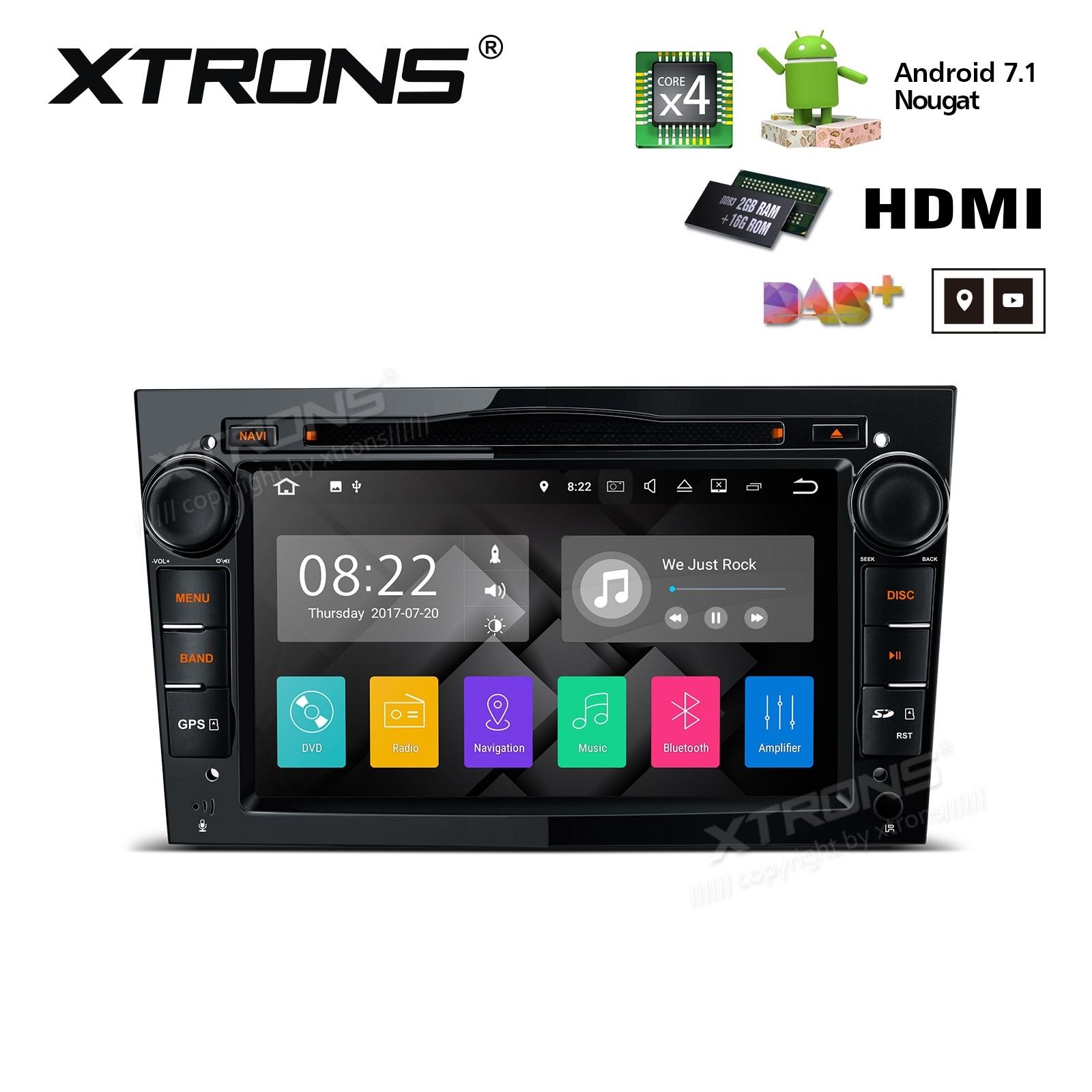 XTRONS PA77OLOP-B