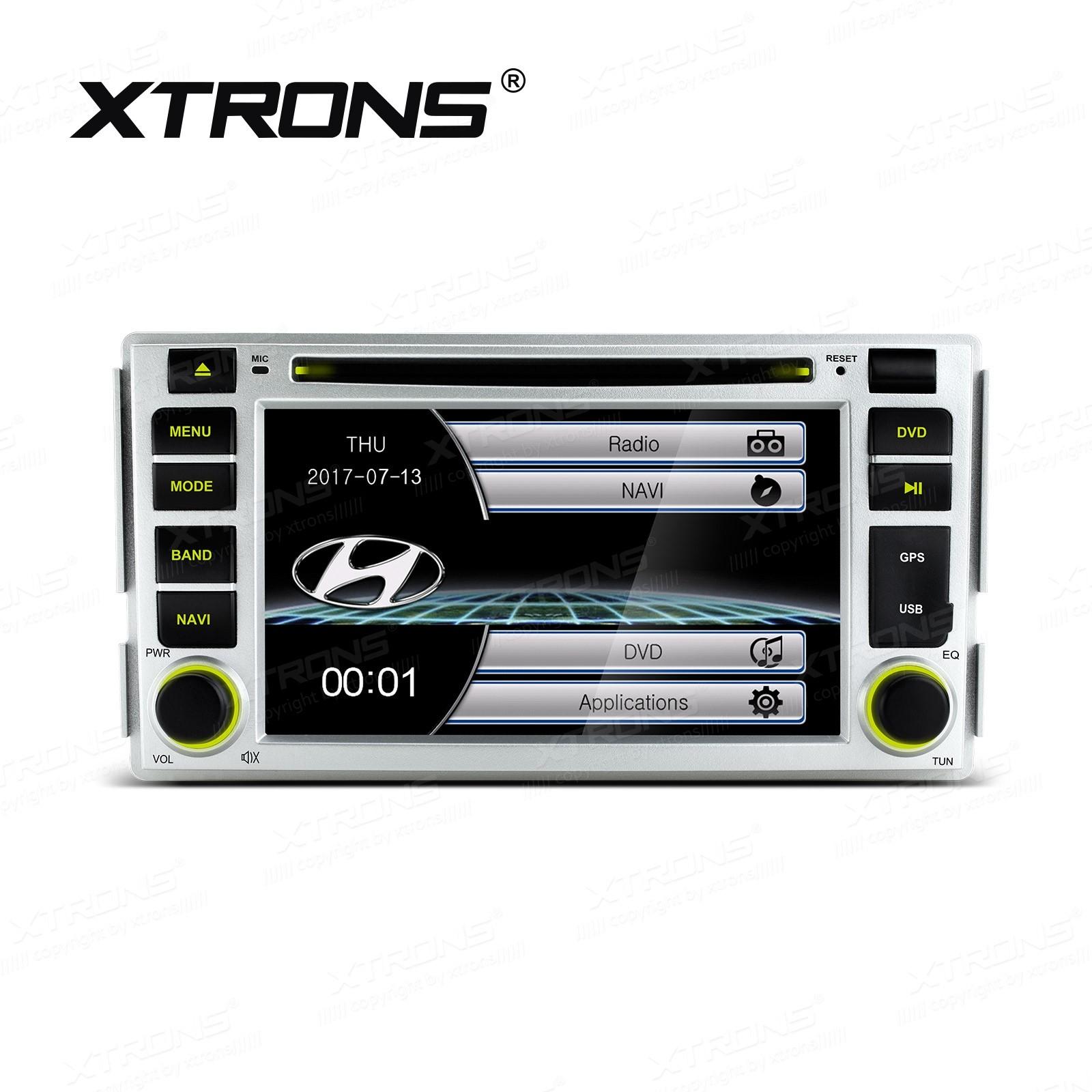 XTRONS PF61SFHS