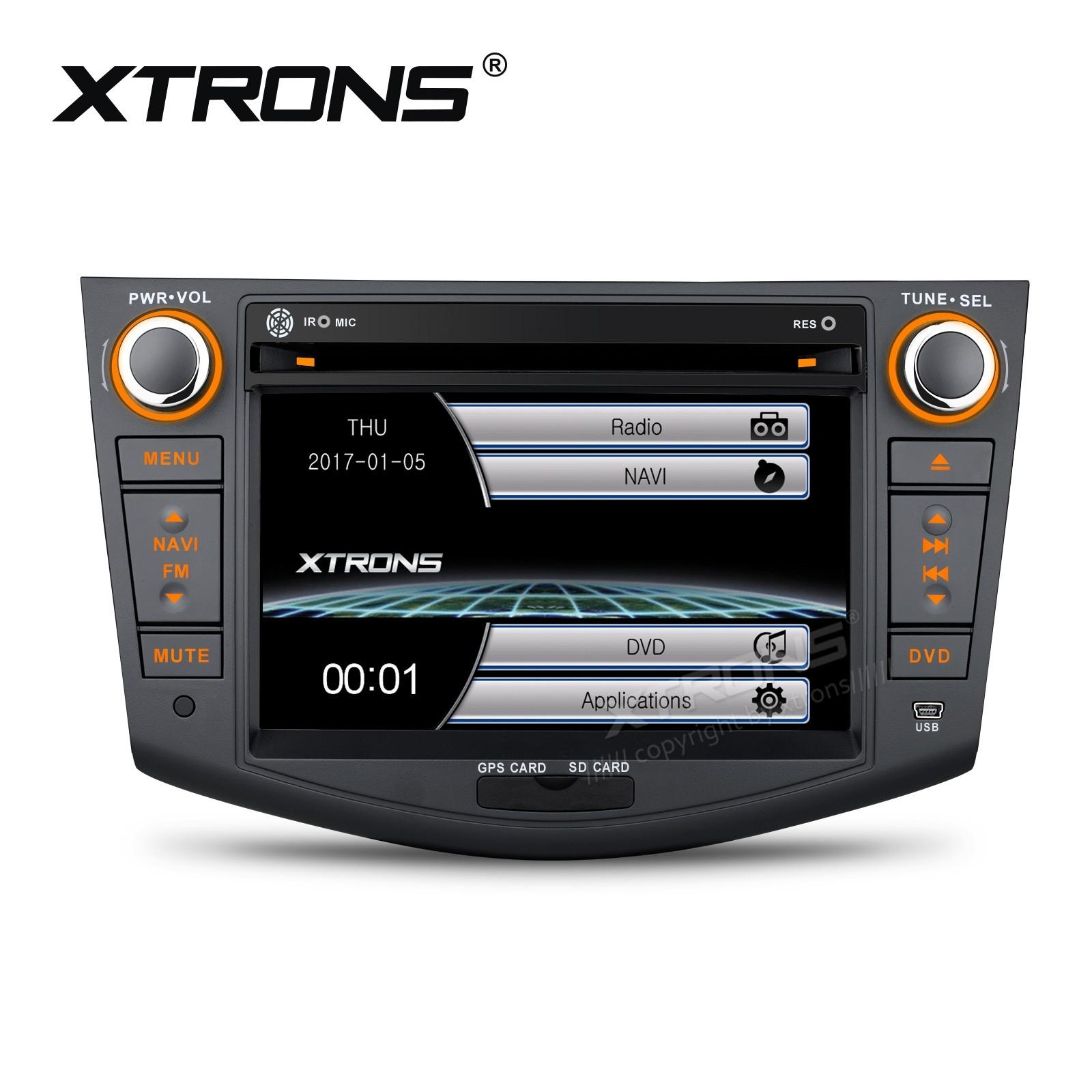 XTRONS PF71RVTS