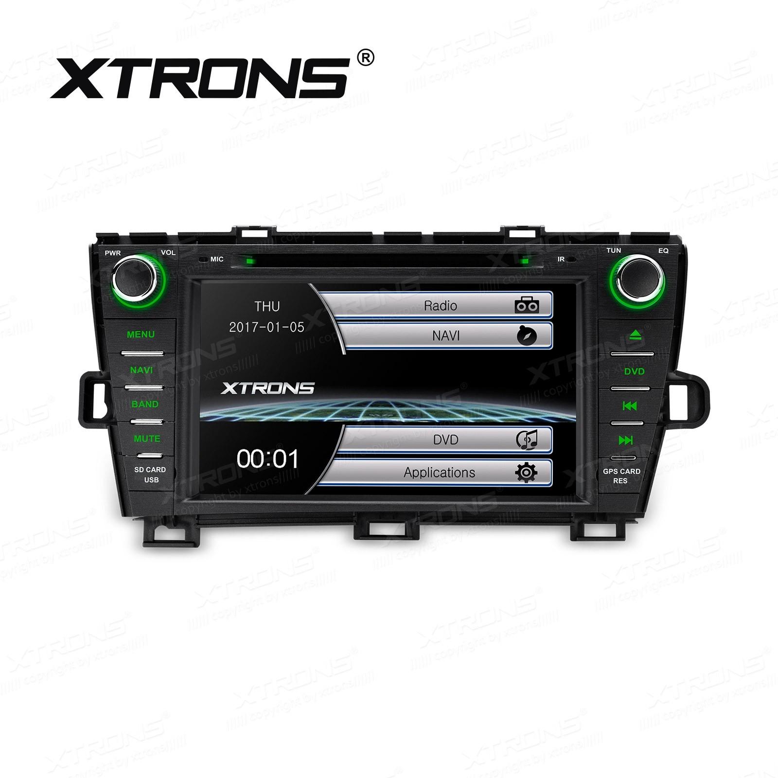 XTRONS PF81PSTS-LB