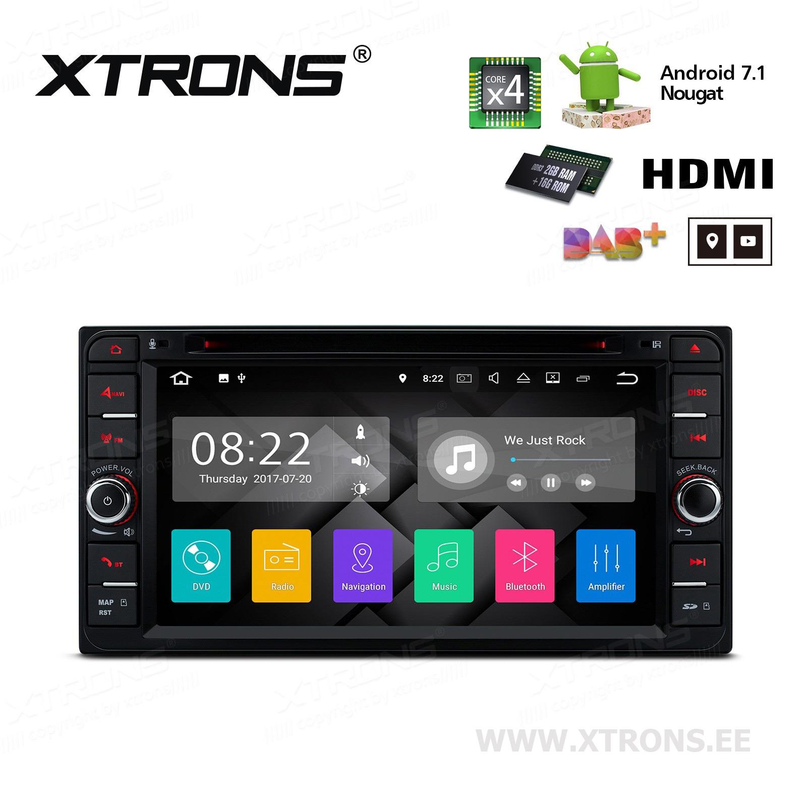 XTRONS PA77HGTP