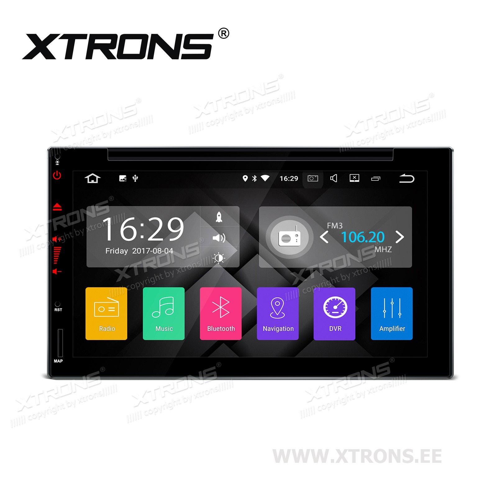 XTRONS TA695P