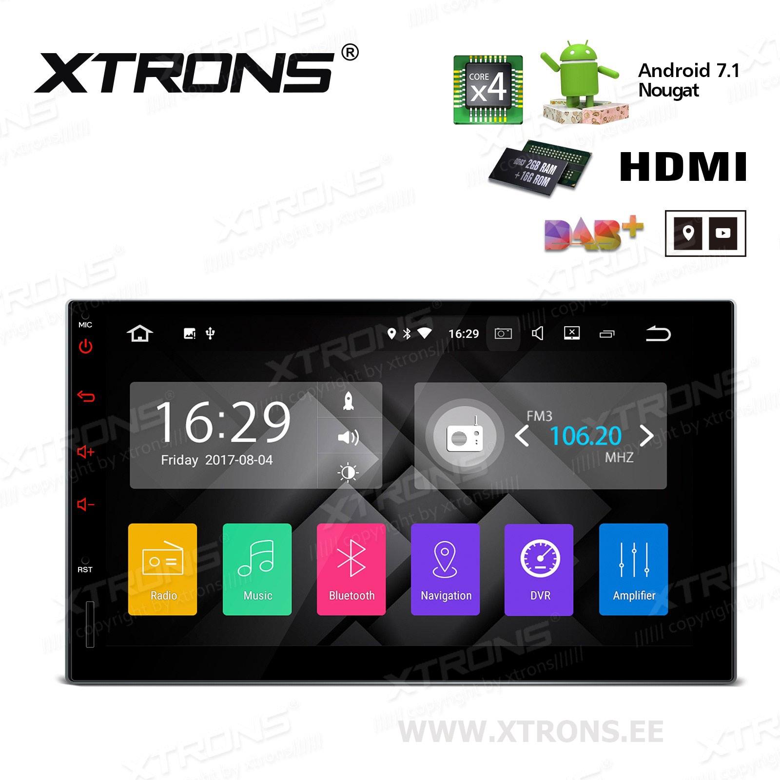 XTRONS TA701PL
