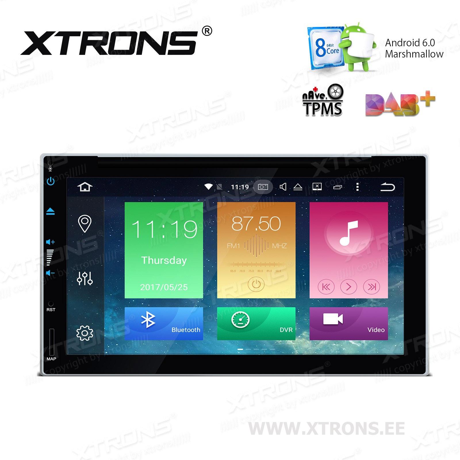 XTRONS TB697P