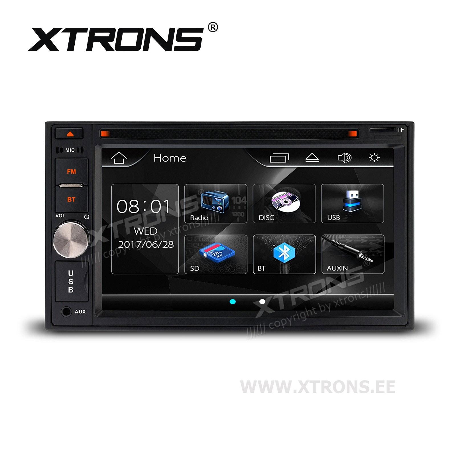 XTRONS TD623