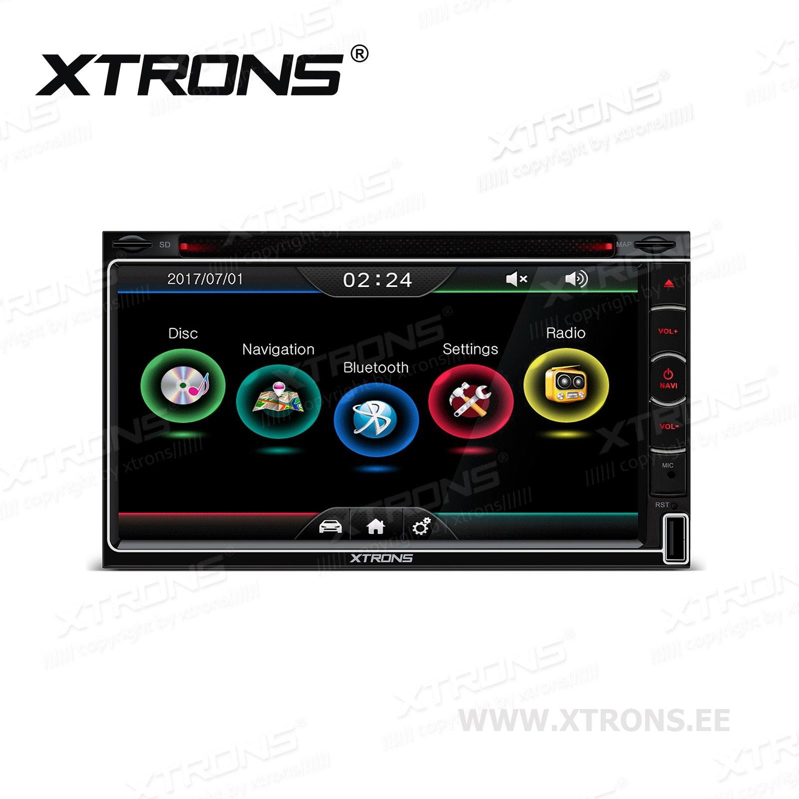 XTRONS TD799G