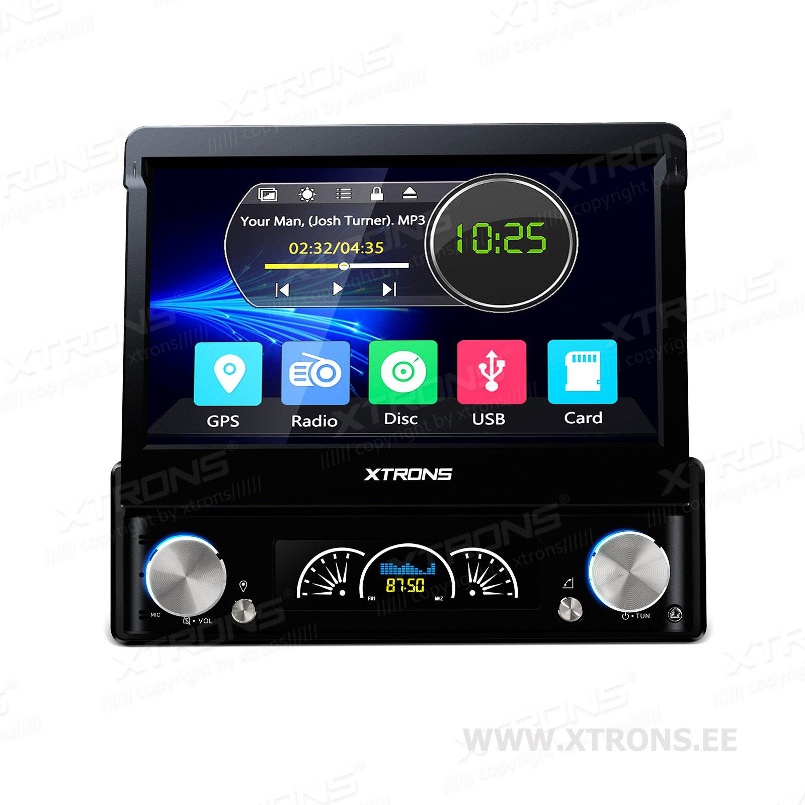 XTRONS D719A