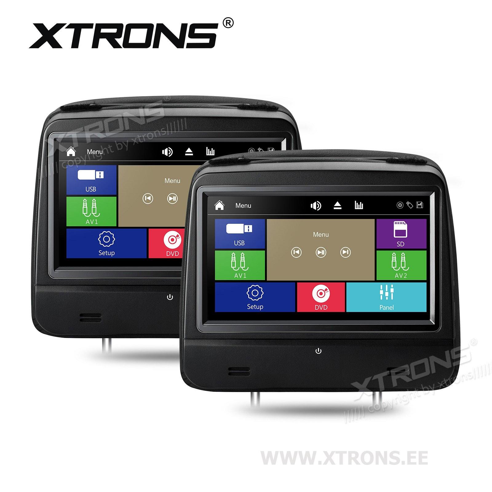 XTRONS HD829THD
