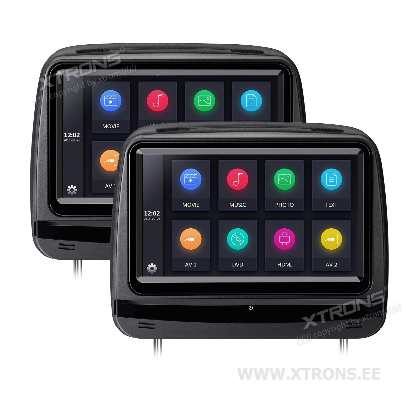 XTRONS HD929THDB