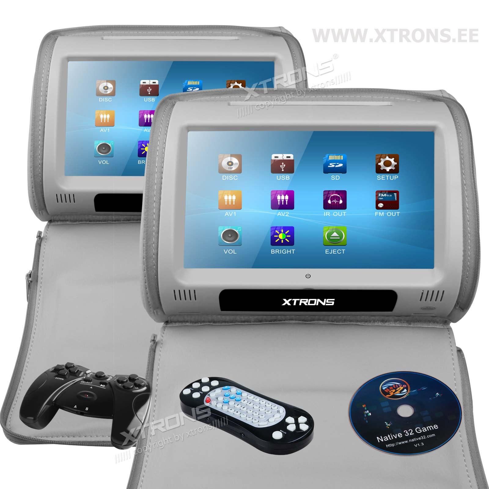 XTRONS HD908TTG