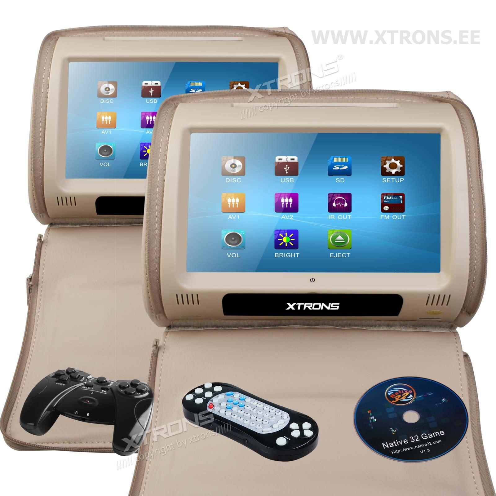 XTRONS HD908TTC