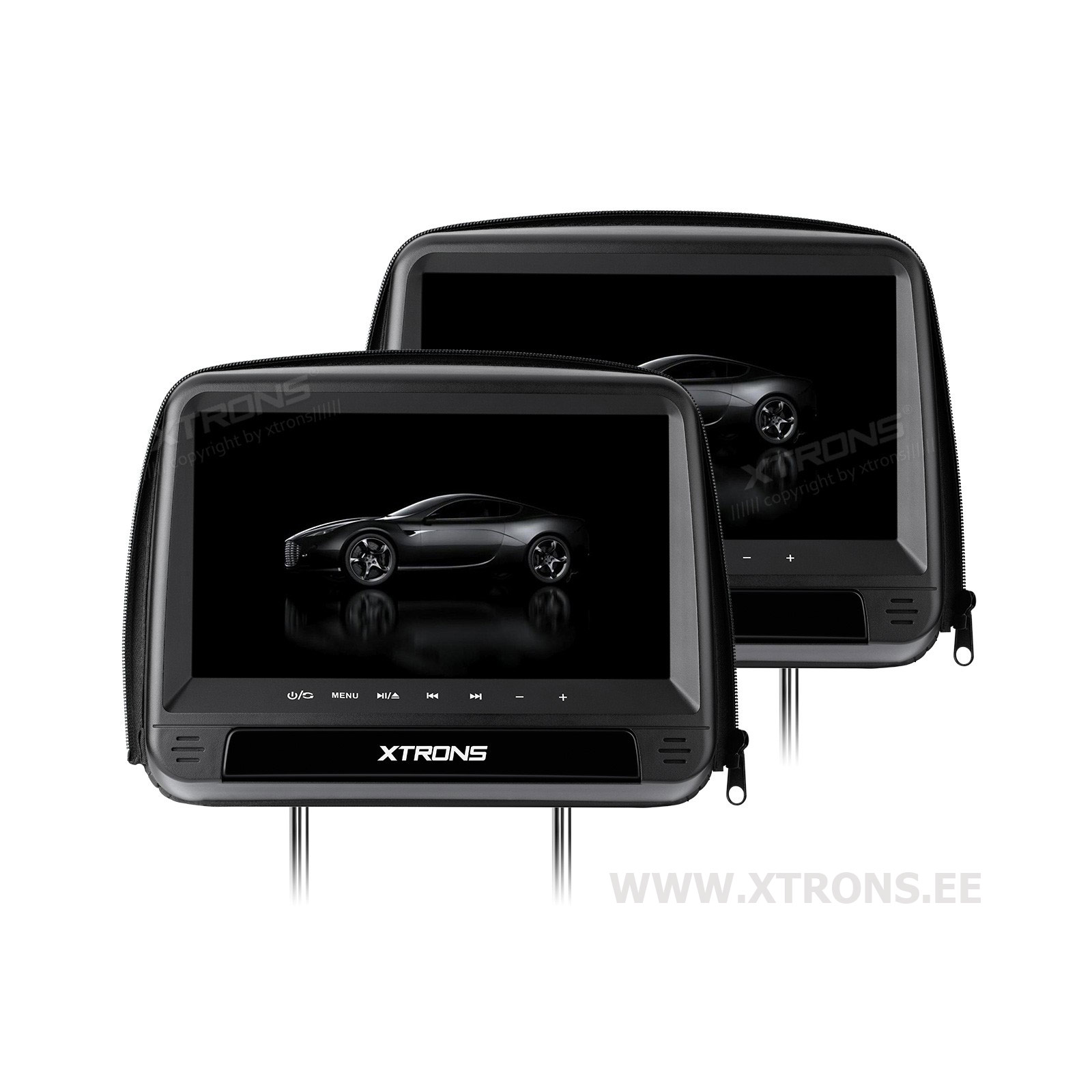 XTRONS HD923 Black