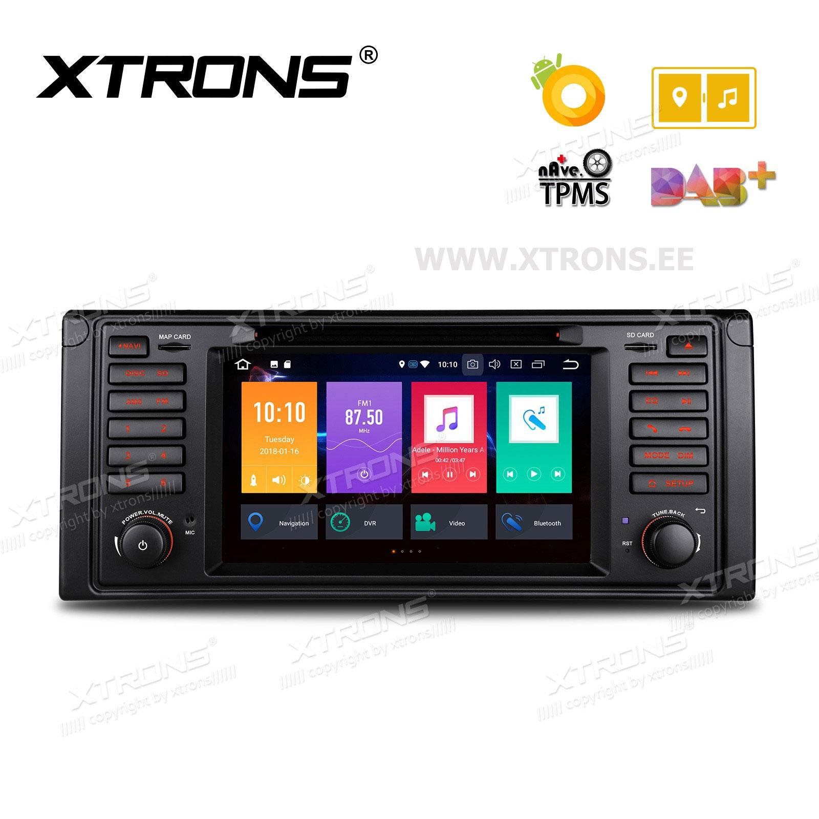 XTRONS PB7839BP