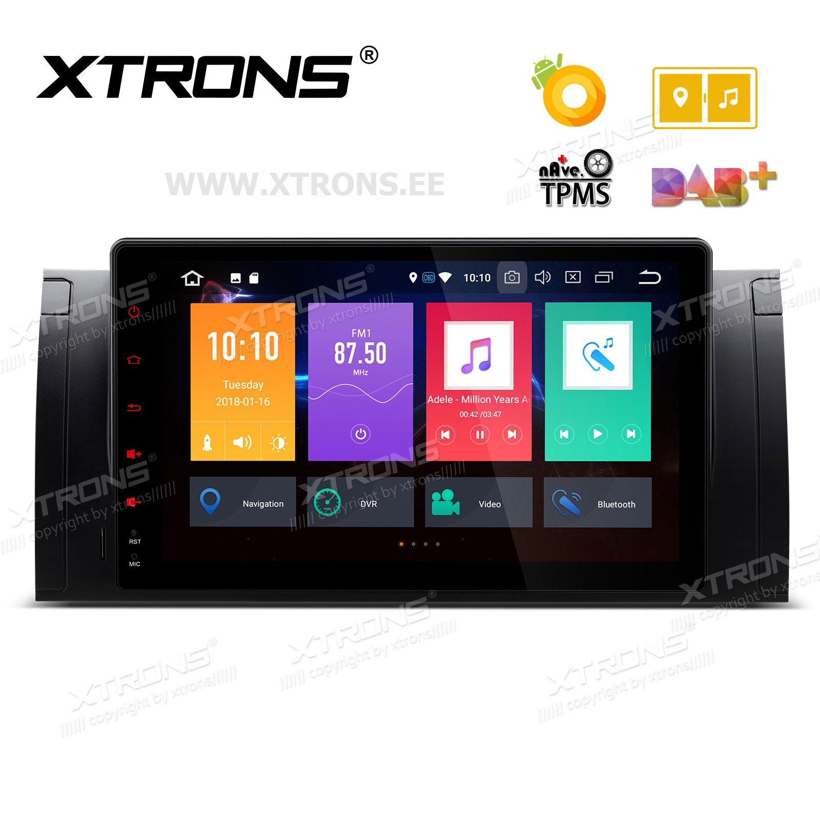 XTRONS PE9853BPL