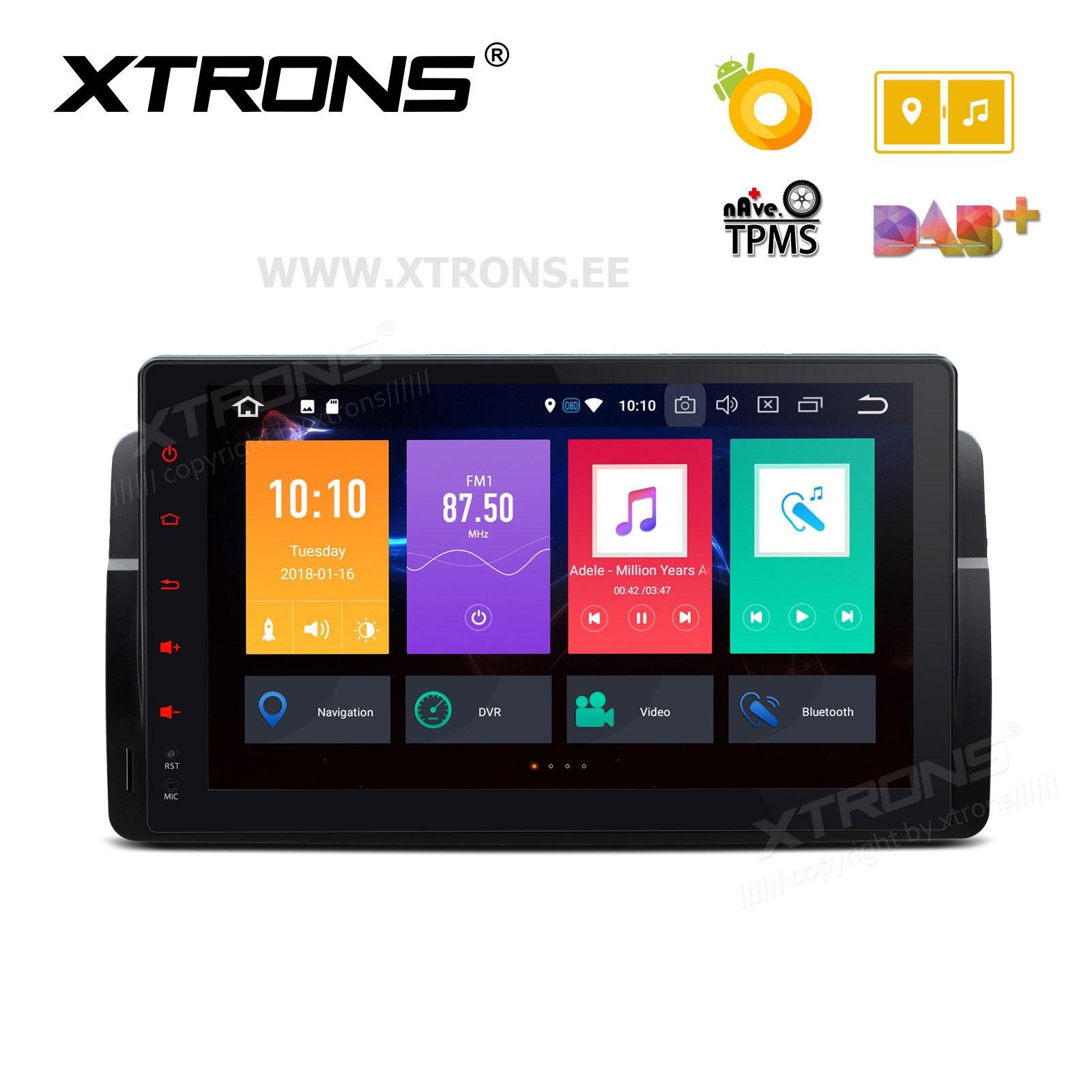 XTRONS PE9846BPL