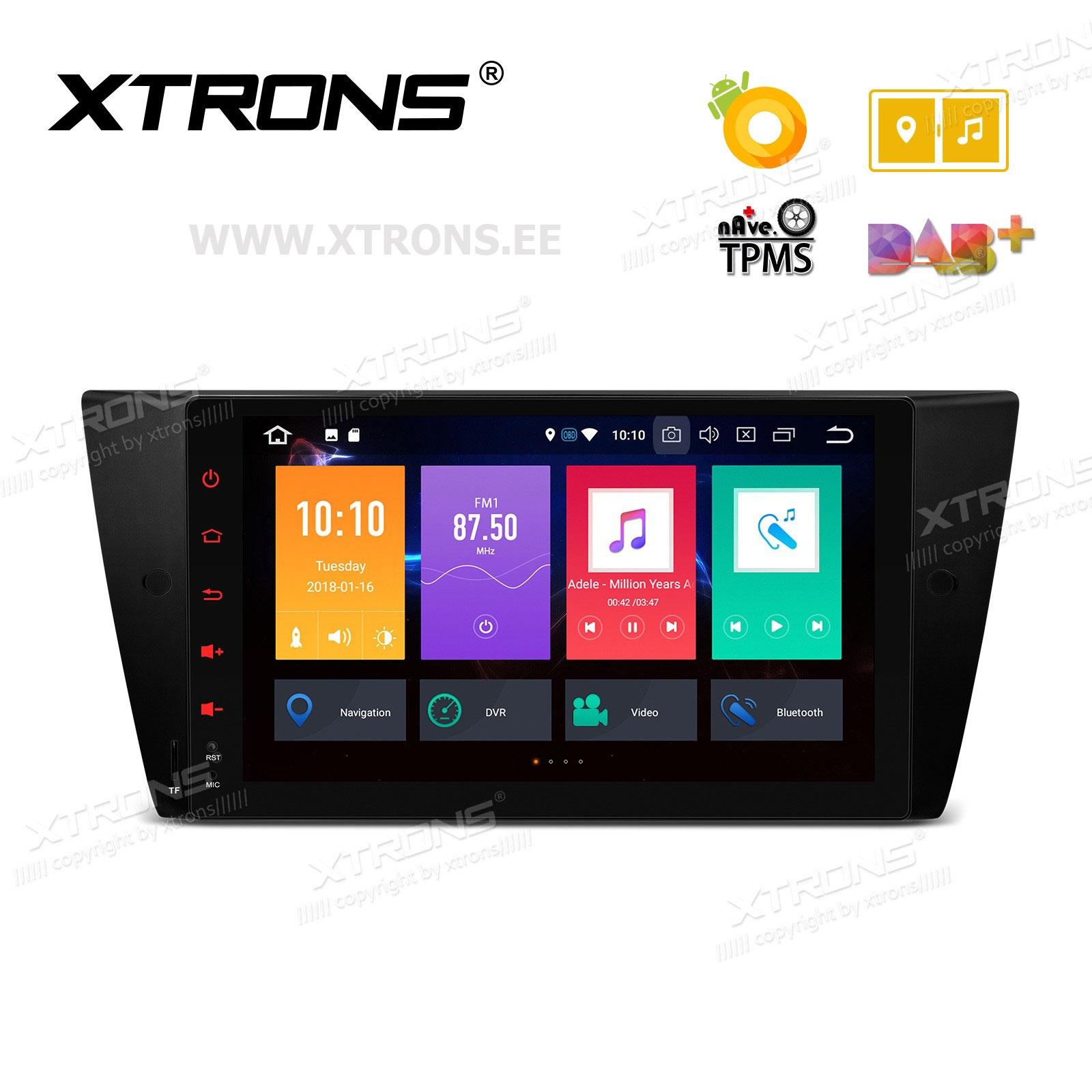 XTRONS PE9890BPL