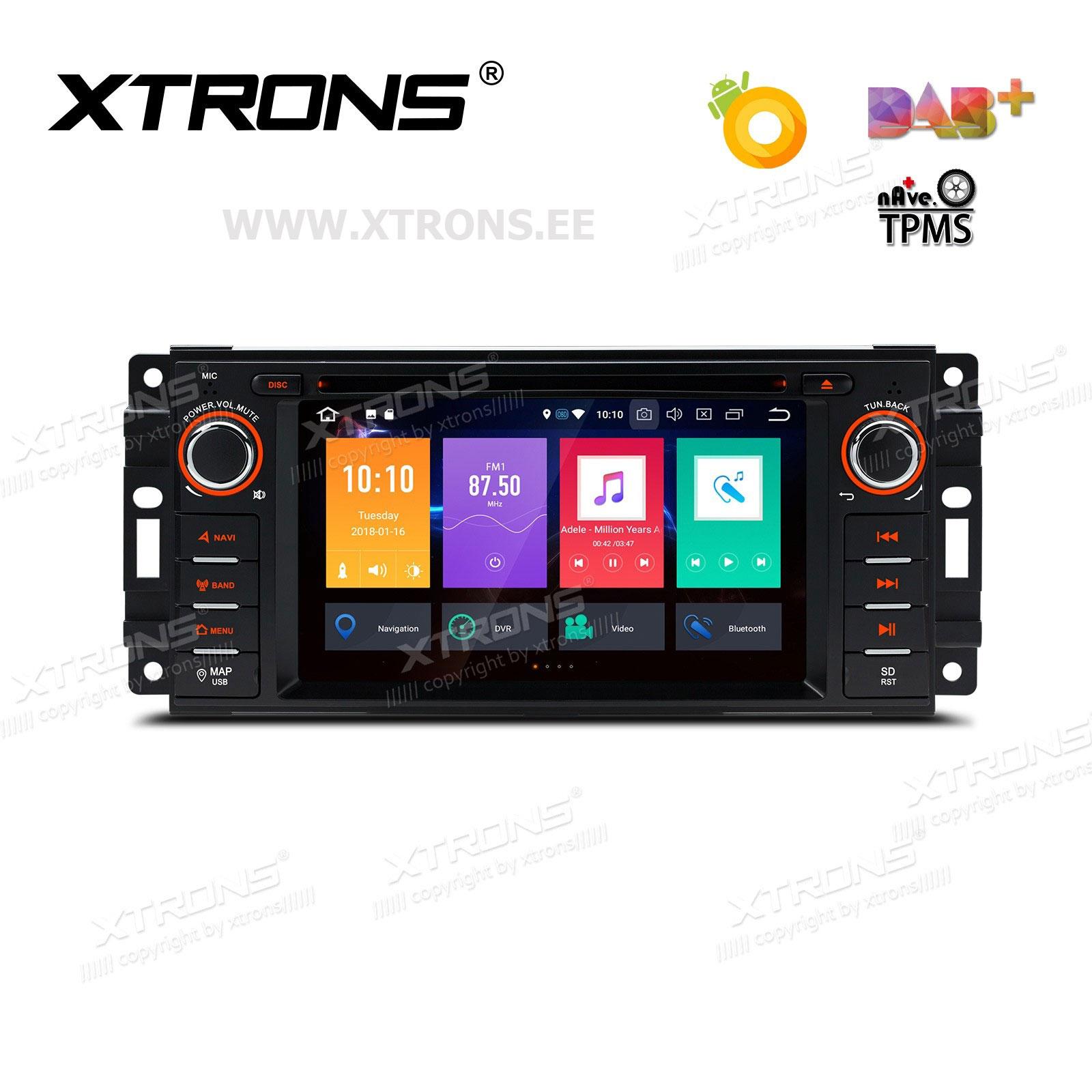 XTRONS PB68WRJP