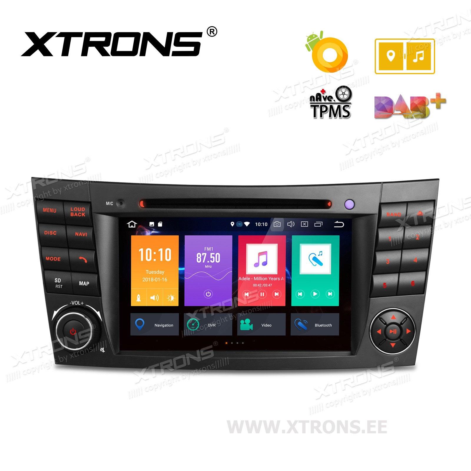 XTRONS PB78M211P