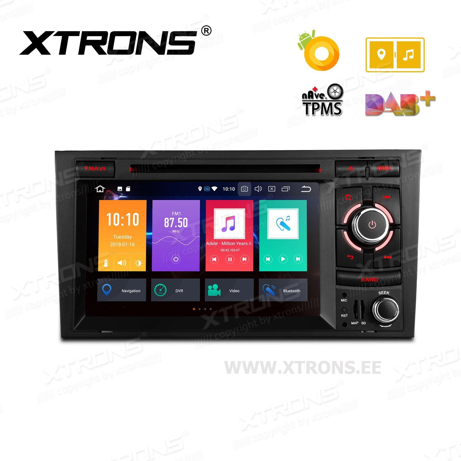 XTRONS PB78AA4RP