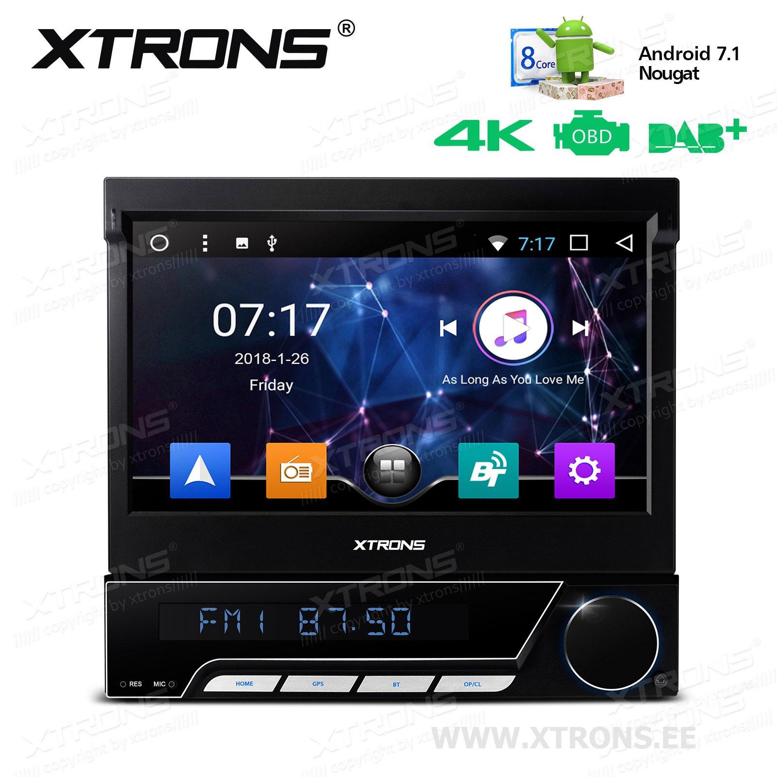 XTRONS D771A