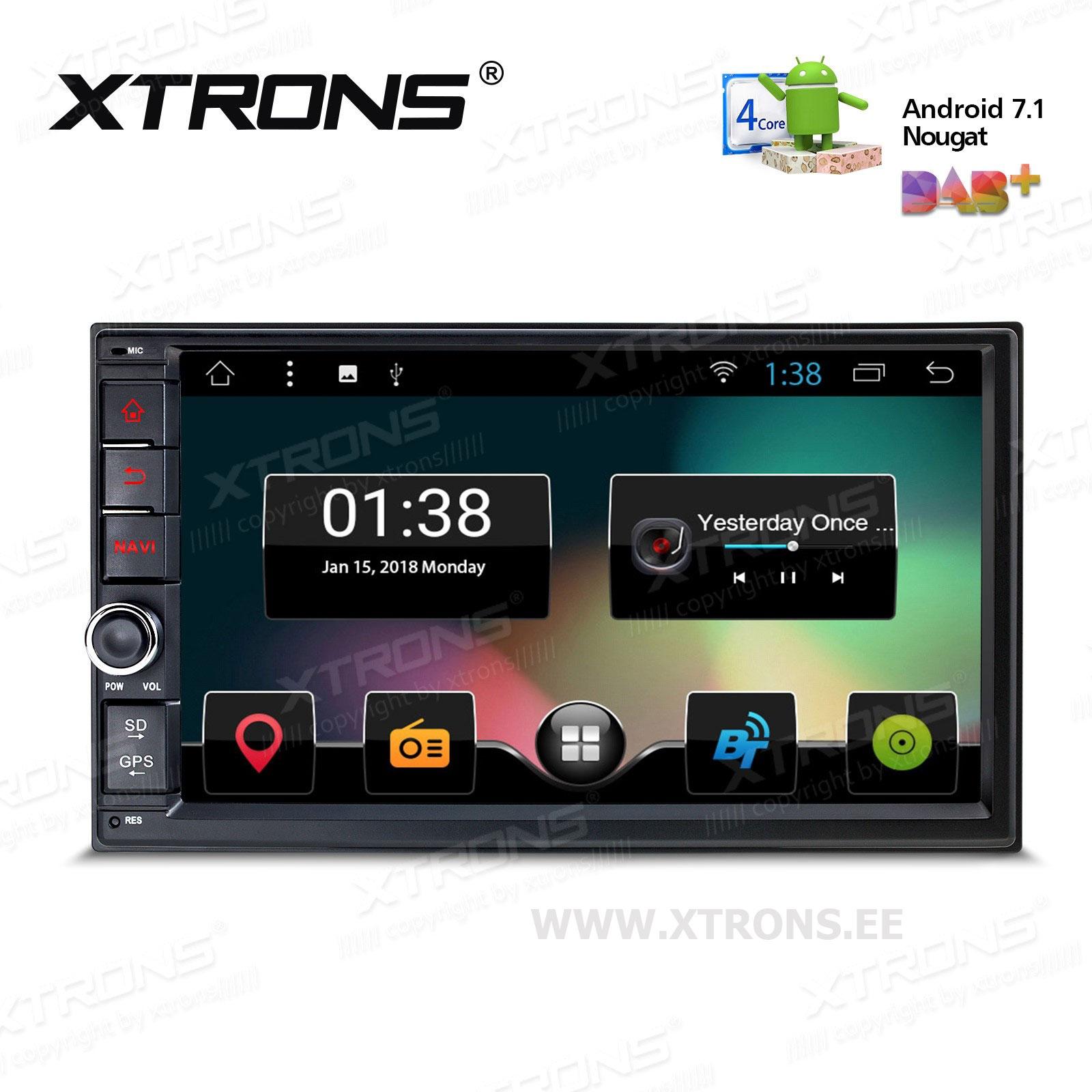 XTRONS TCD771L