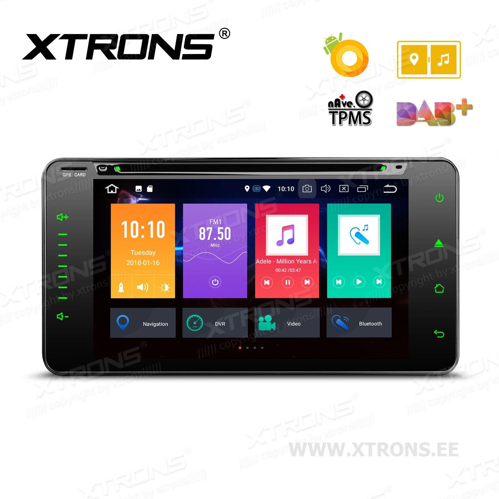 XTRONS PB78HGTP