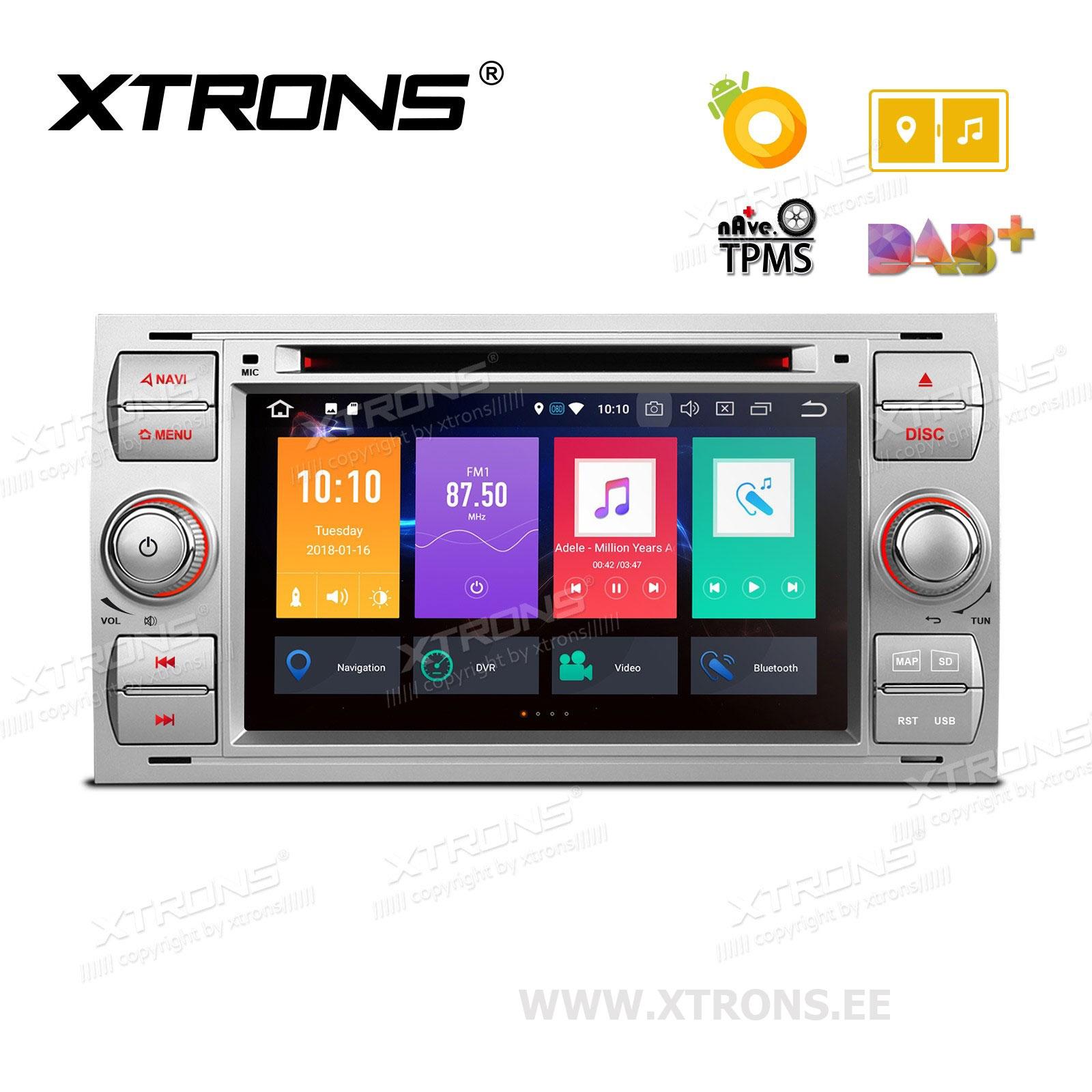 XTRONS PB78QSFP-S